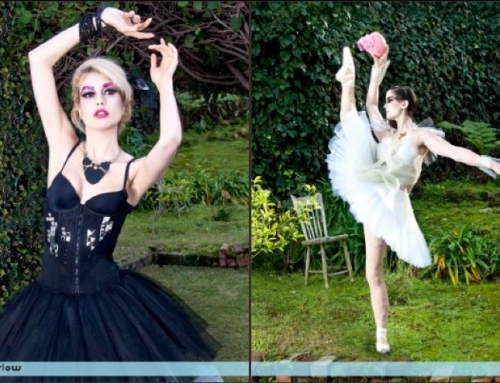 May 2011 issue of Harlow Magazine; Black Swan