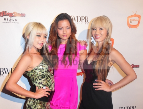 Rolling Stone and Chinese Laundry event in Hollywood