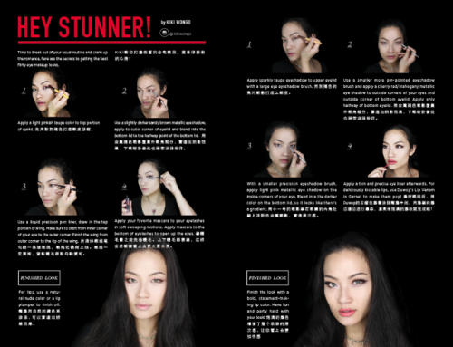 Ganma Magazine featuring Kiki Wongo